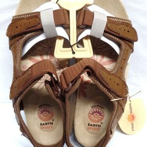 d385776e Earth Spirit Shoes - Earth Spirit Women's ABBI Leather Sandal's
